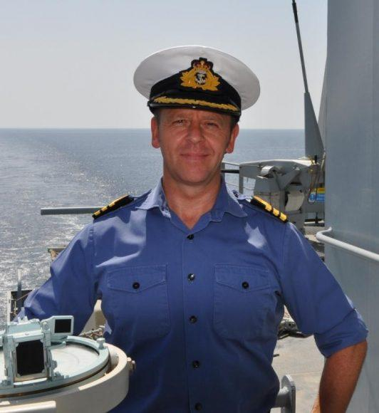 Swathe Services has appointed ex-naval captain and marine consultant, Jon Holmes, as its new business development manager